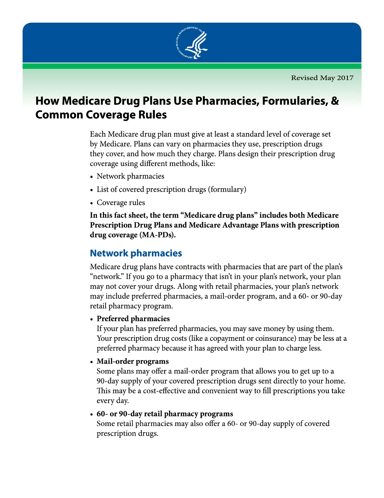 Medicare Fact Sheet